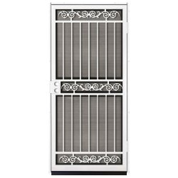 Swing Silver SS Main Door, For Home