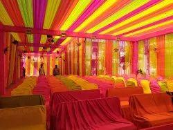Russian Poonam Dani Liza Tent Decoration Fabric