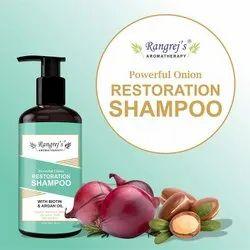Shampoo with Olive Amla Henna Aloevera