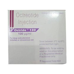 OCTREOTIDE 100MCG