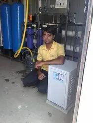 10KVA Single Phase RO Plant Servo Stabilizer