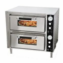 Double Deck Bakery Pizza Oven, 4.2 Kw