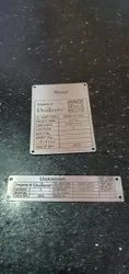 Stainless Steel barcode labels