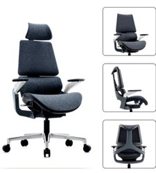 Executive High Back Chair - Tiffany