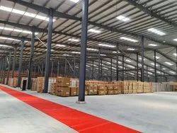 Logistics Warehouse Rental Property