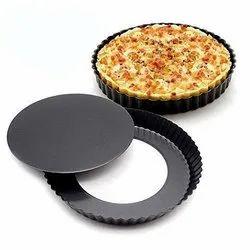 Black Aluminium Pizza Pie Pan