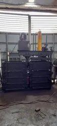 Double Chamber Baling  Machine