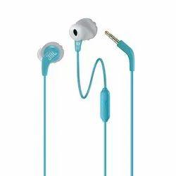JBL Endurance Run Teal Sweatproof Sports In-Ear Headphones