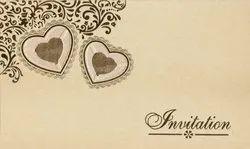 Wedding Cards (Model No. P 2884), 1 Leaflet