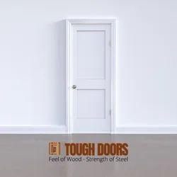 Tough Metal Bedroom Door - Feel Of Wood - Strength Of Steel.