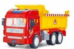 Plastic Kids Musical Truck Toy