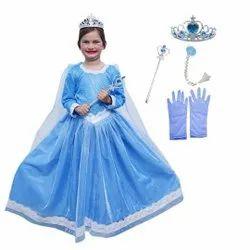 Girl Frozen Elsa Dress