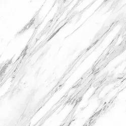 Somany White Vitrified Floor Tiles 600x600