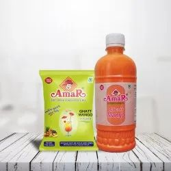 Liquid And Powder Ghat Mango Soft Drink Concentrate