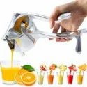 Aluminium Hand Juicer Heavy Duty Metal Manual Hand Press Juicer - Aluminium Metal Fruit  Press