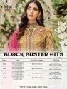 Rinaz Block Buster hits Vol 8 Fox Georgette With Work Pakistani Suit Catalog
