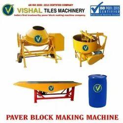 Interlocking Paver Tiles Machine