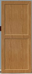 Polywood Finished PVC DOOR