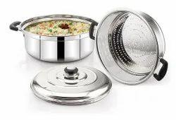 Diamond 555 Steamer Pot