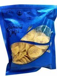 Omatakeeya snacks Salted Nendram Bananas Chips, Packaging Type: Packet, Packaging Size: 100 Gm