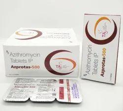 Azprotas-500/Azithromycin Tablets Ip