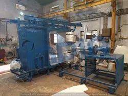 Baby Bi Axial Rotational Moulding Machine