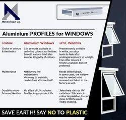 Aluminum Domal Window
