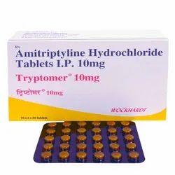 Tryptomer Tablet (Amitriptyline)
