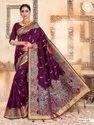 Present New Designer Banarasi Silk Saree