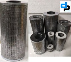 90 Gpm Acd 120 Gpm Filter Element For Triveni Turbine