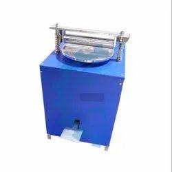 Semi Automatic Papad Rolling Machine