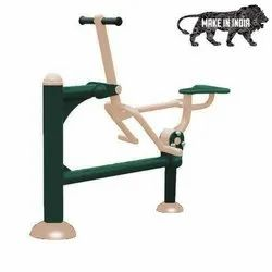 Combination Outdoor Fitness Horse Rider Station / Air Swing