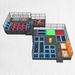 Indoor Playground Trampoline Park