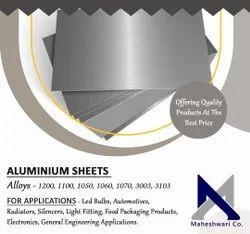 Hindalco Aluminum 5052 Sheets