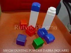 100 gm Dusting Powder Dabba