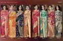 Sangam Padmakshi Festive Wear Silk Sarees Catalog Collection
