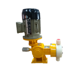 Motor Driven Industrial Actuated Diaphragm Pump, 1 Hp