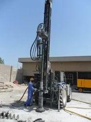 Hydraulic Piling Rigs
