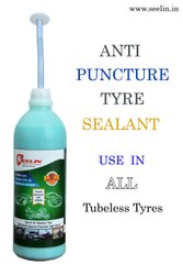 Anti Puncture Tyre sealant for Tubeless Tyres