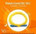 Fiber Patch Cord Sc To Sc