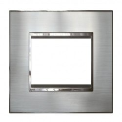 Legrand SS Arteor Square Switch Plate