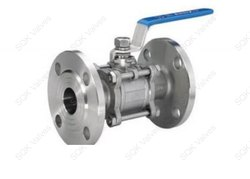 A182 F316L Stainless Steel Ball Valve