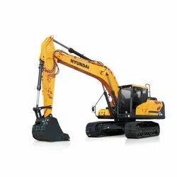 210 Hyundai Excavator Rental Service, in Local