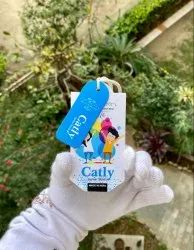 Printed Tag For Kids Clothes