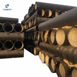 ISI Certification for Centrifugally cast Iron Pressure Pipes