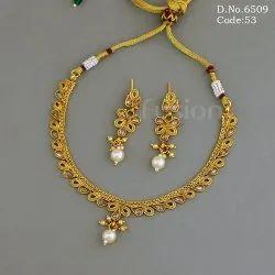 Fusion Arts Indian Wedding Necklace Set