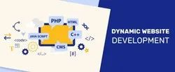 HTML5/CSS Dynamic Website Development, With 24*7 Support
