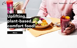 PHP/JavaScript Static Restaurant Website Designing Service