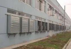 Industrial Wall Mounted Exhaust Fan