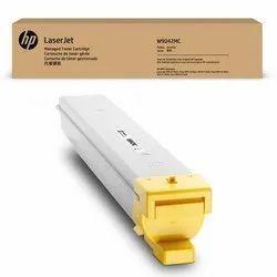 HP W9042MC Yellow LaserJet Toner Cartridge